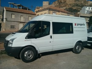 Ford Transit 9 plazas